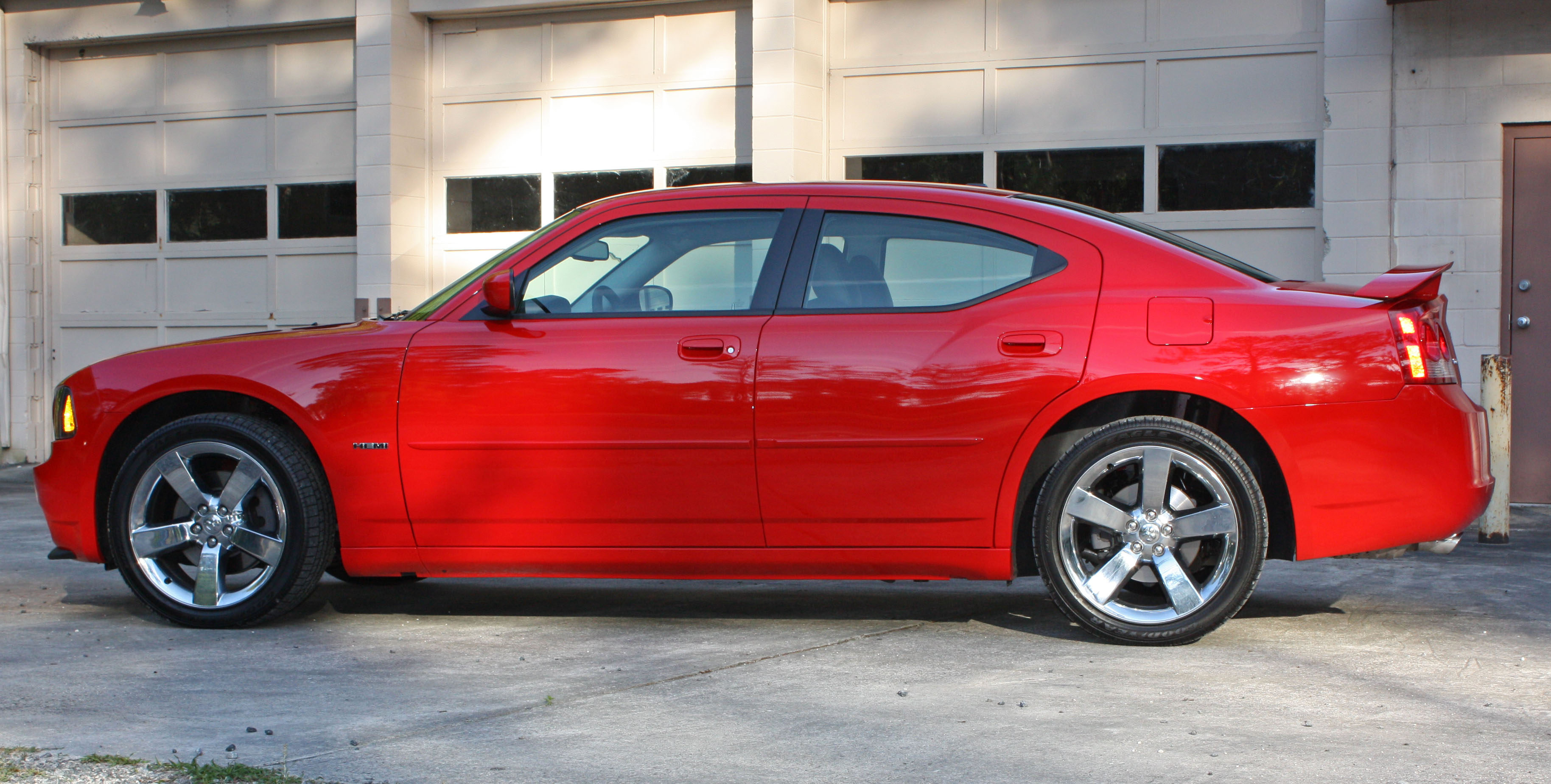 2010 Dodge Charger #6