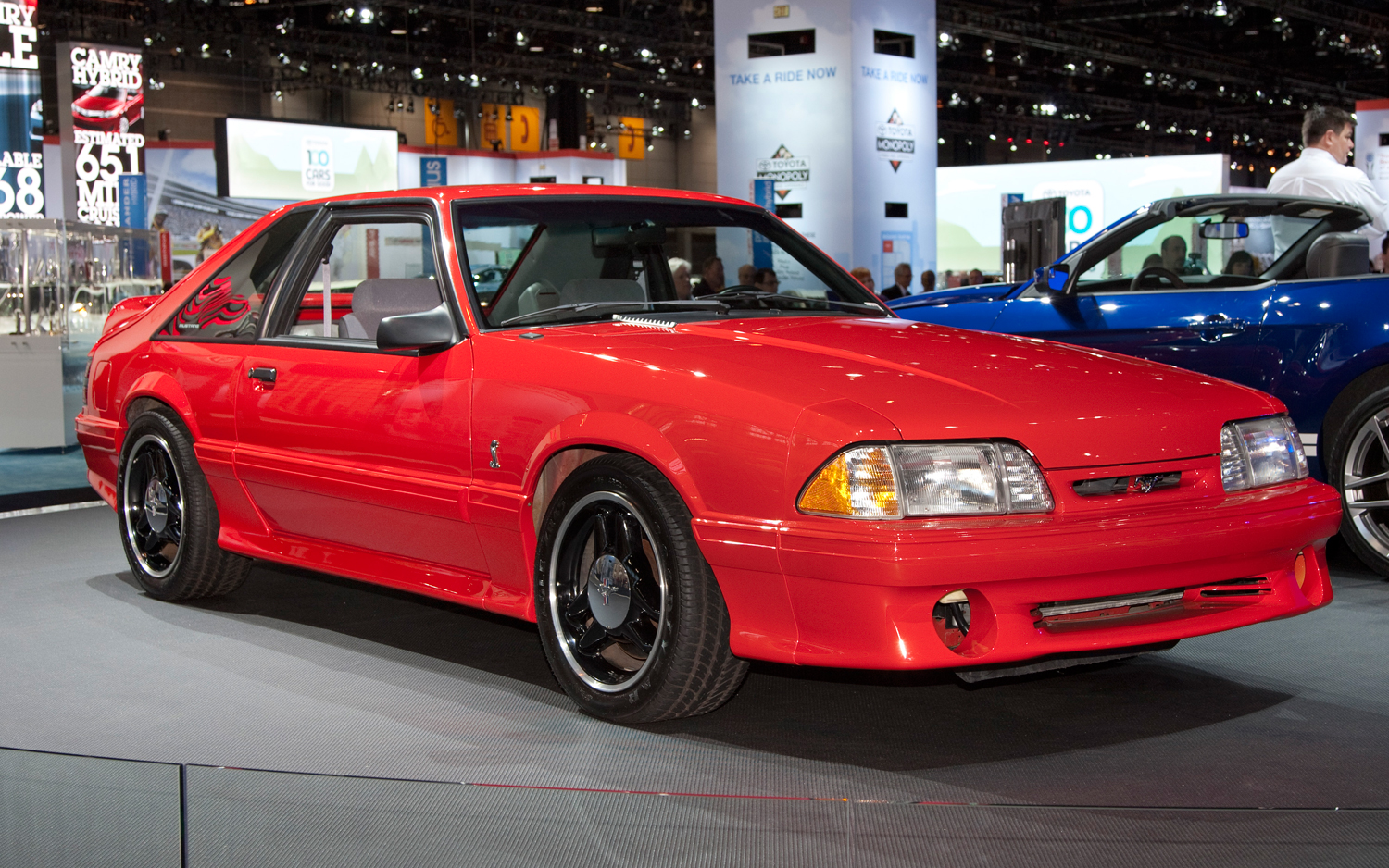 1993 Ford Mustang #10