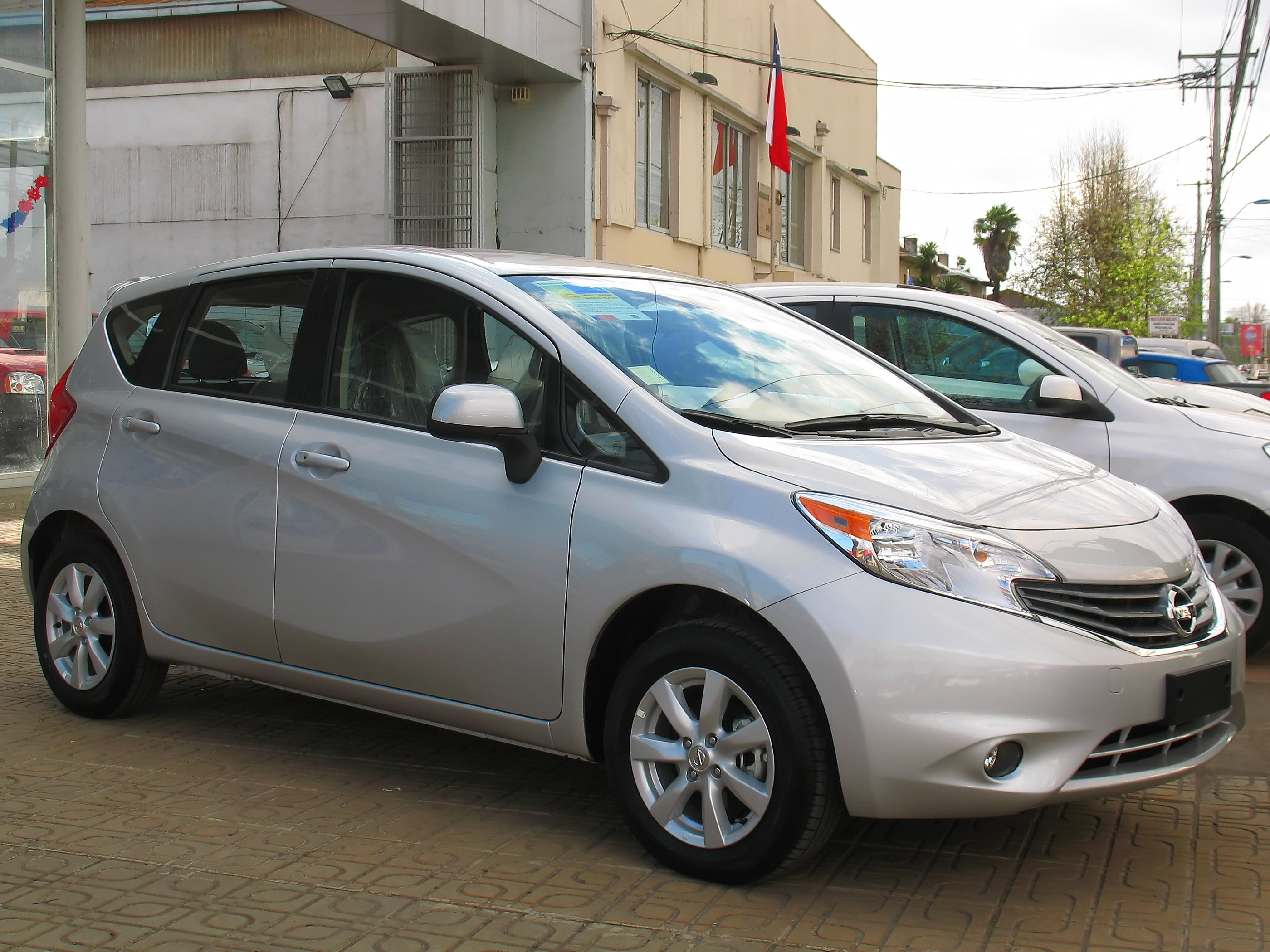 Nissan Note #10