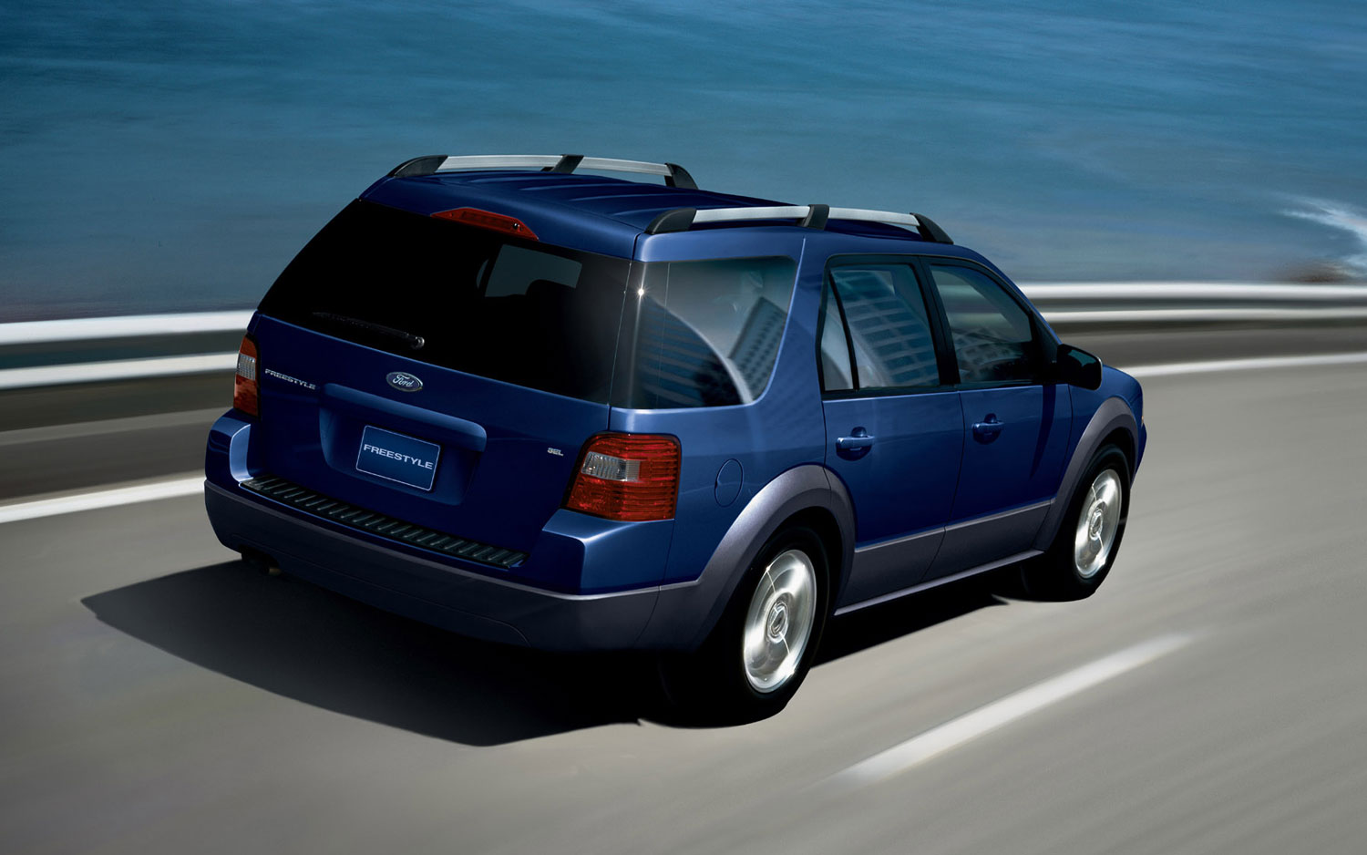 2006 Ford Freestyle #11