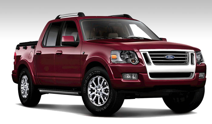 2007 Ford Explorer Sport Trac #17