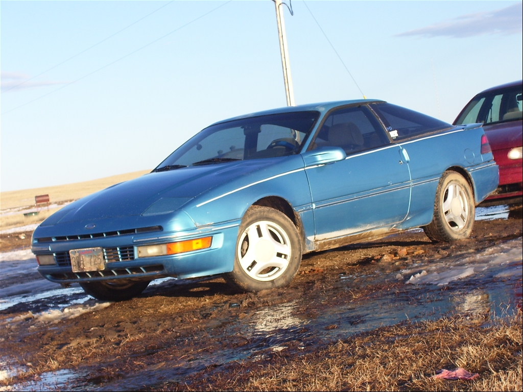 1992 Ford Probe #3