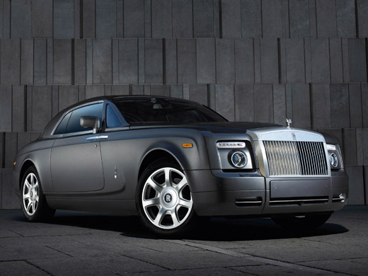 Rolls royce Phantom Coupe #4