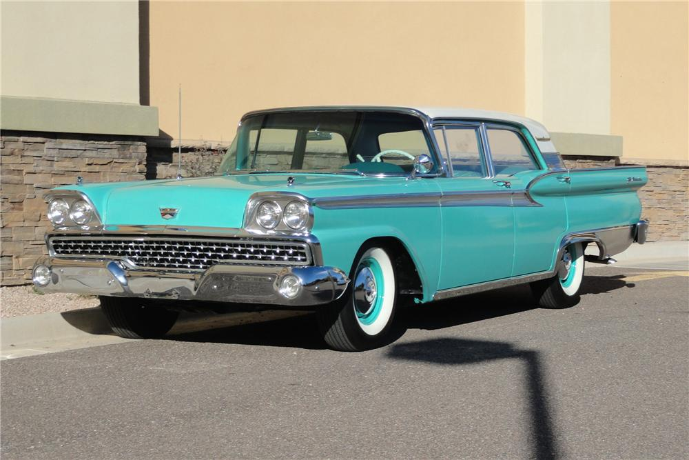 1959 Ford Galaxie #5