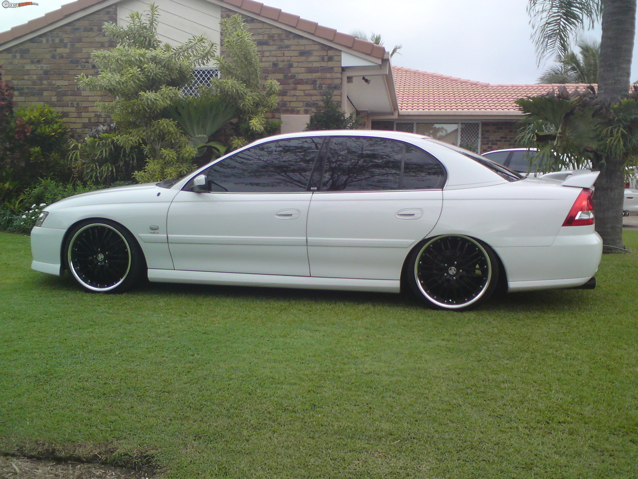 2003 Holden Berlina #10