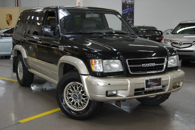 1999 Isuzu Trooper 9
