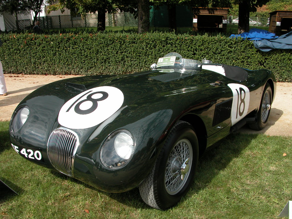 Jaguar Type-C #1