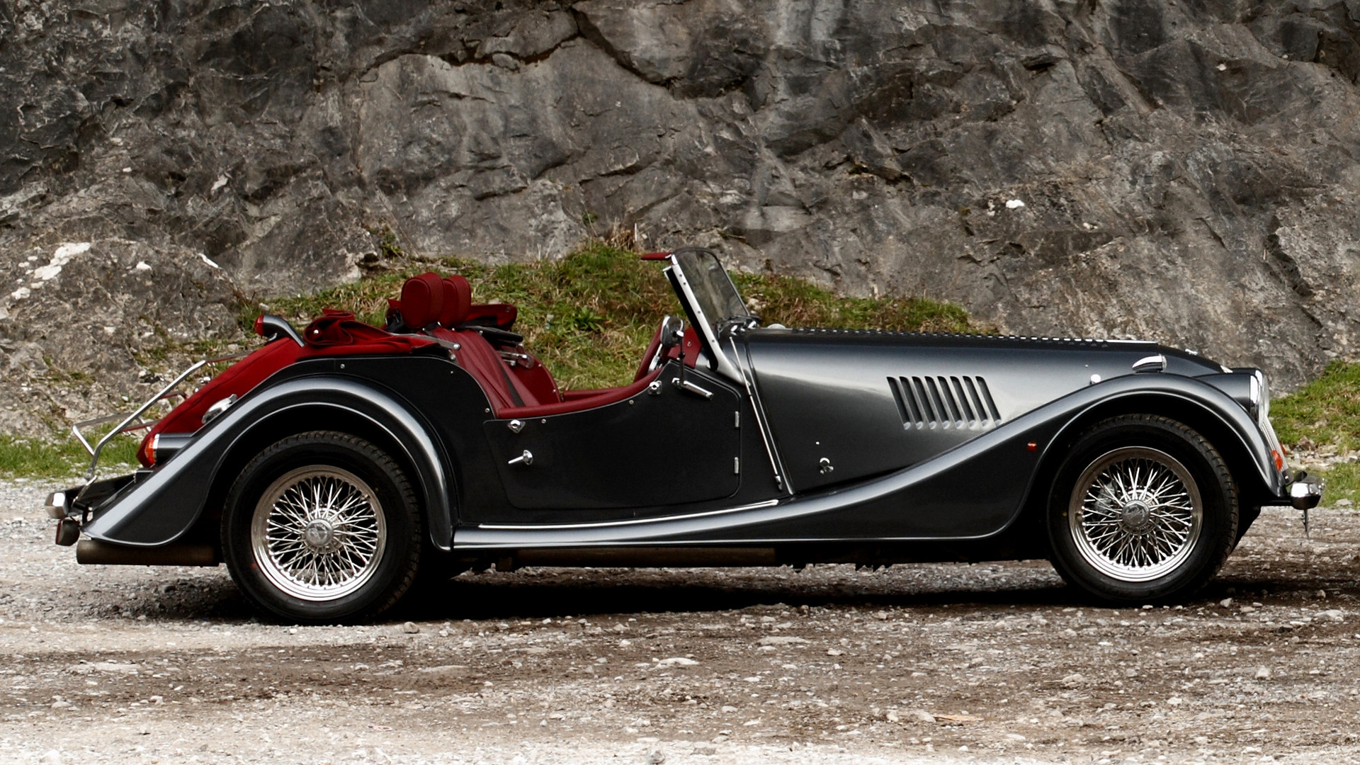 2006 Morgan Plus 8 #5