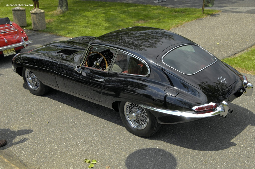 1966 Jaguar E-Type #3