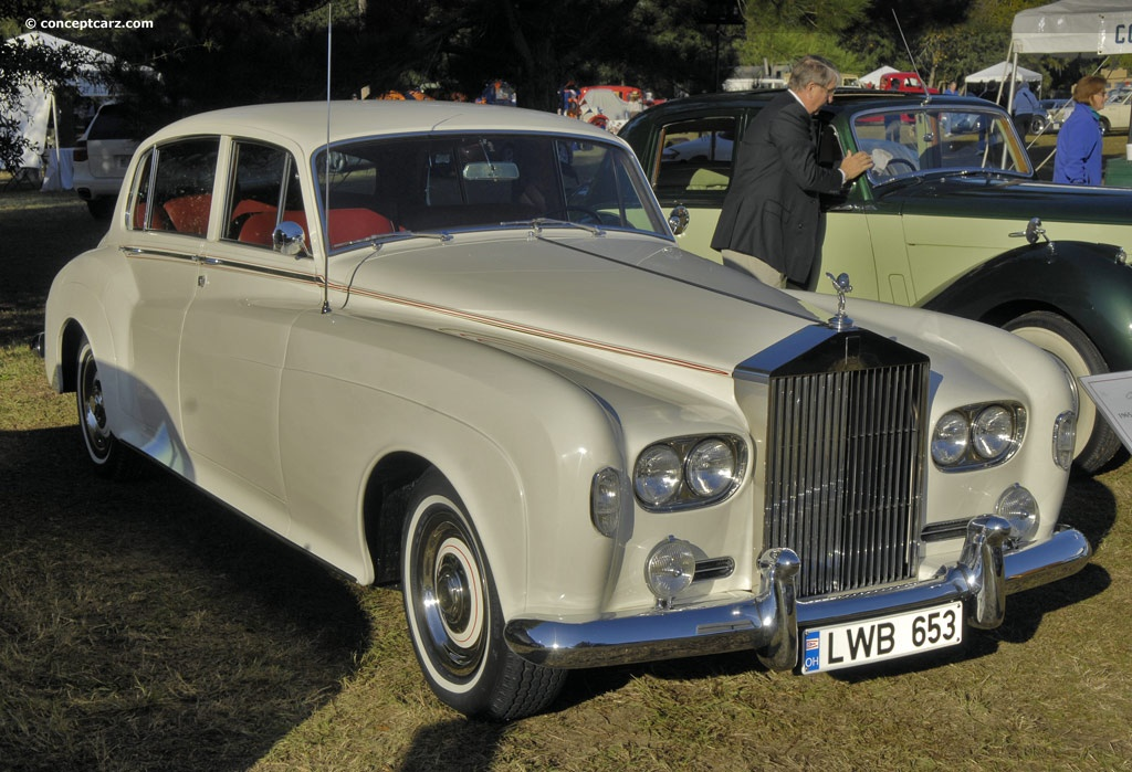 1965 Rolls royce Silver Shadow #13