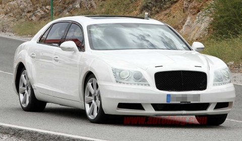 2013 Bentley Continental Flying Spur Speed #13