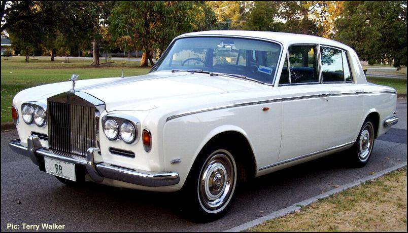 1965 Rolls royce Silver Shadow #10