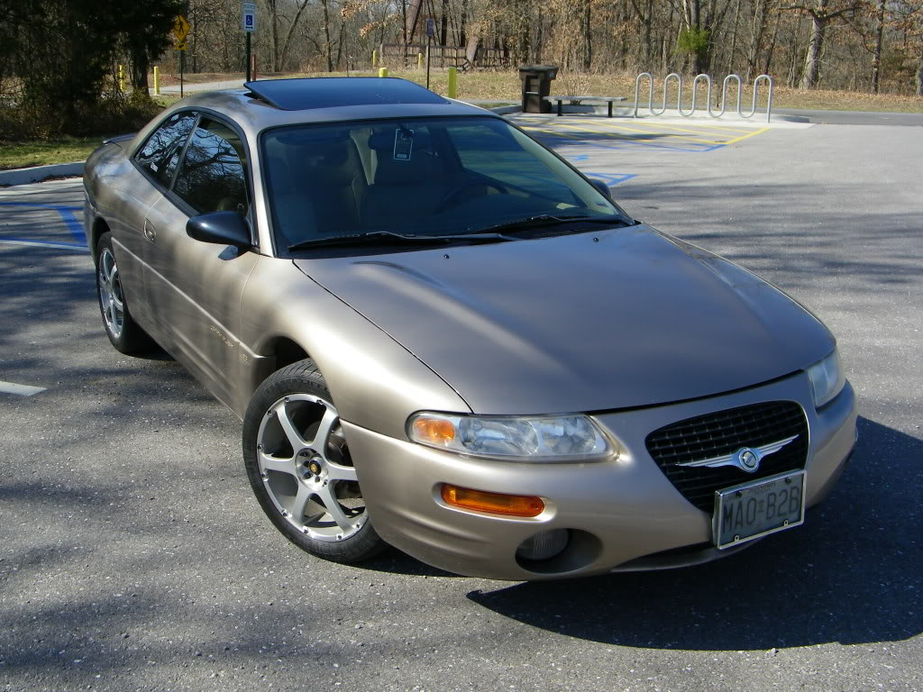 1998 Chrysler Sebring #4