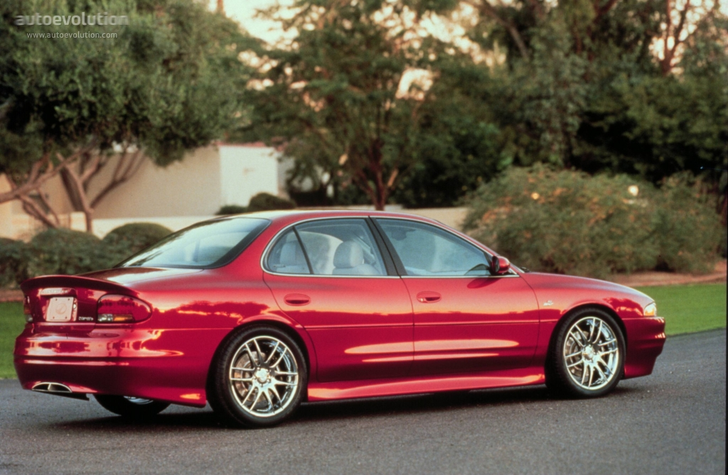 2000 Oldsmobile Intrigue #9