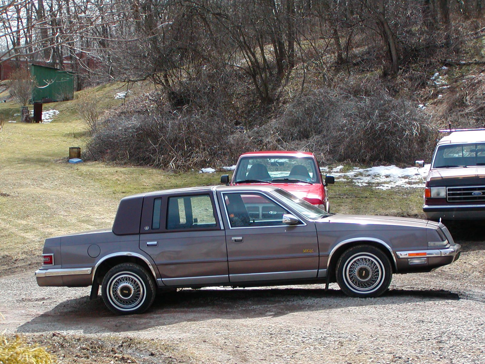 1990 Chrysler Imperial #8