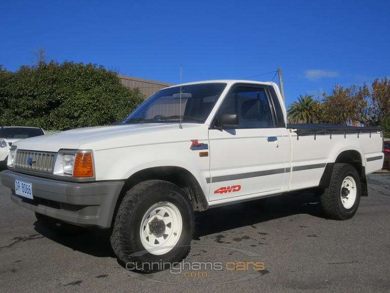 1995 Ford Courier #2