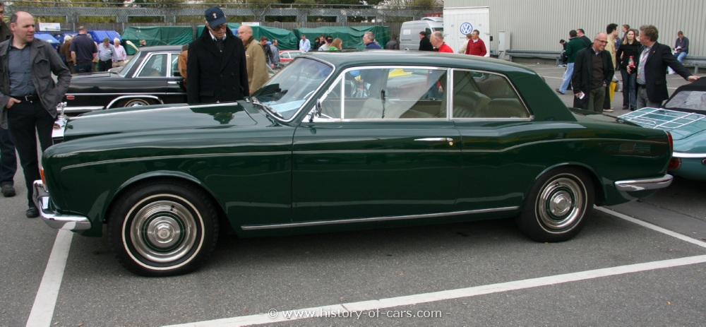1967 Rolls royce Silver Shadow #15