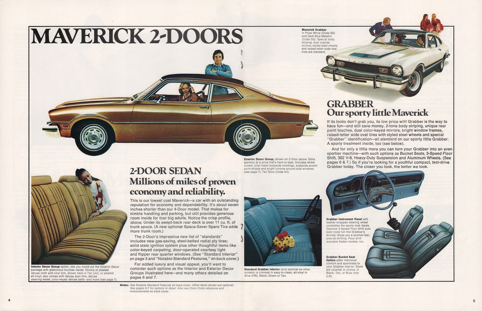 1975 Ford Maverick #14