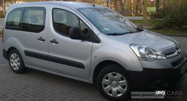 2009 Citroen Berlingo #6