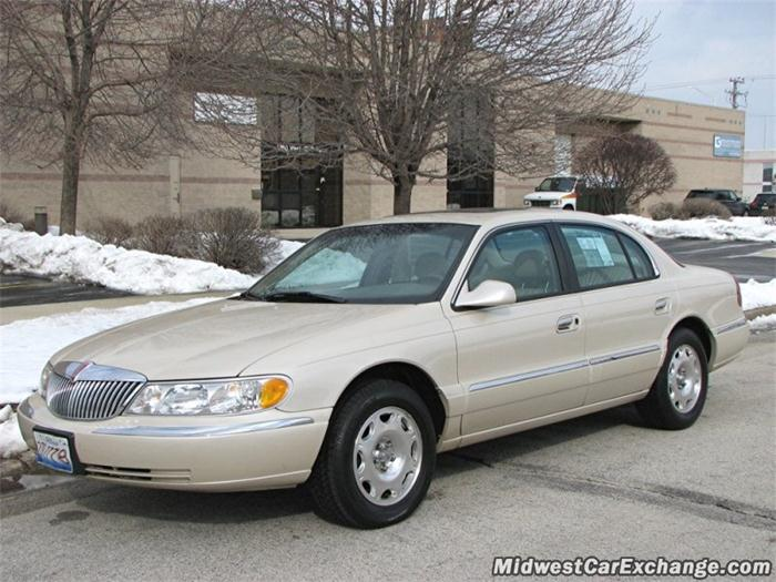 service manual continental 1999 lincoln continental. Black Bedroom Furniture Sets. Home Design Ideas