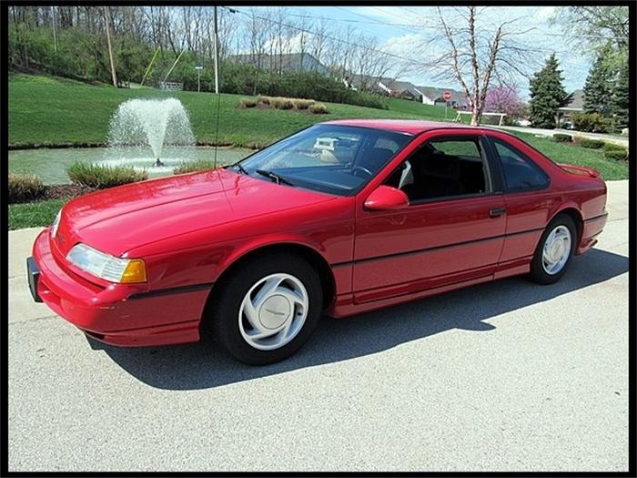 1990 Ford Thunderbird #3