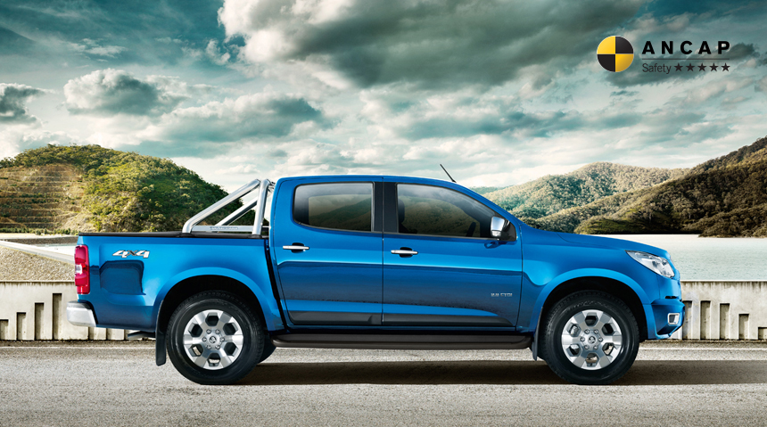 2012 Holden Colorado #13