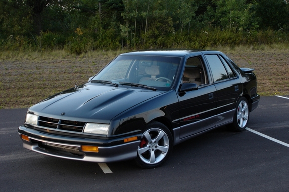 1991 Dodge Shadow #6