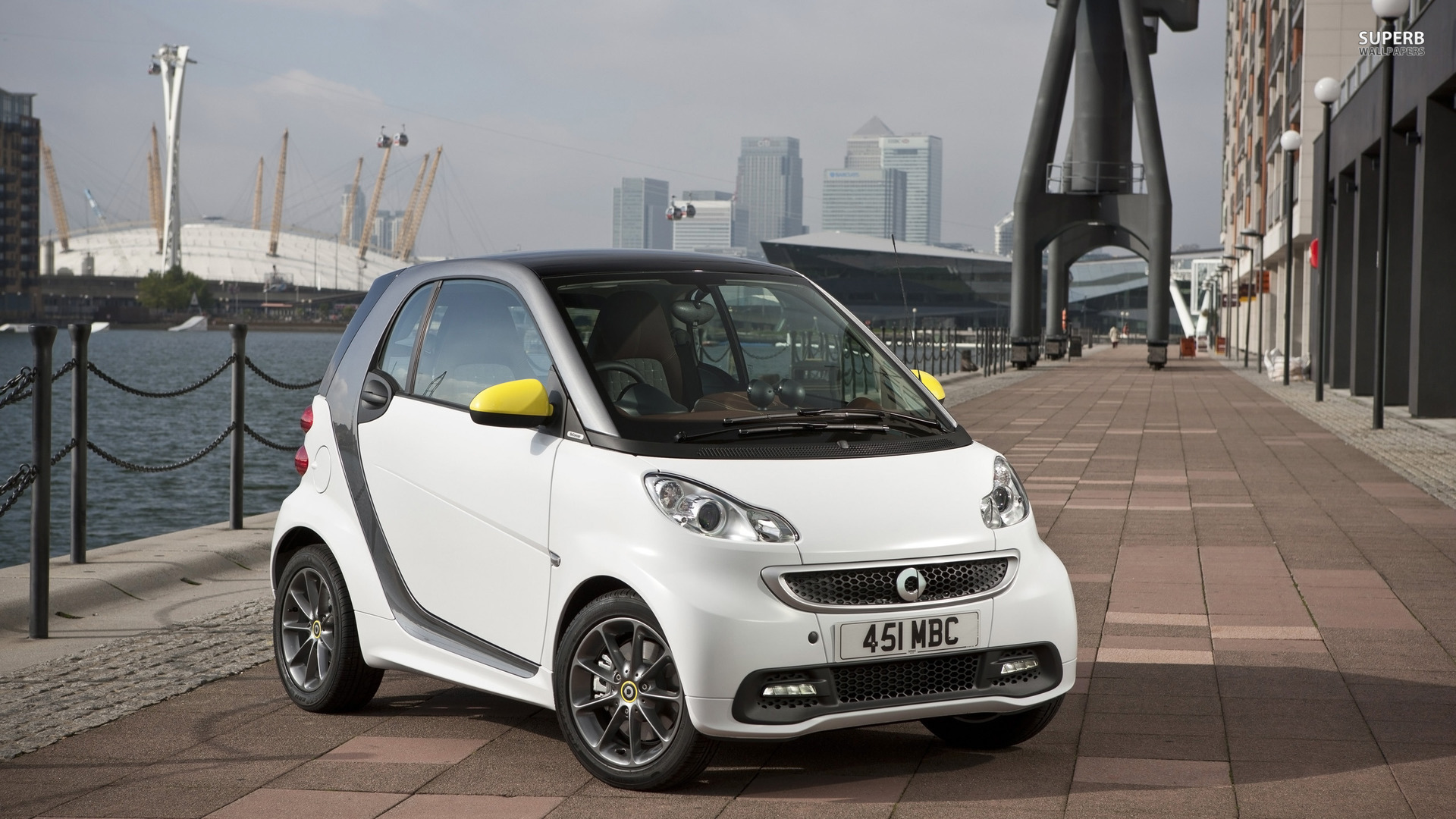 2014 Smart Fortwo #3