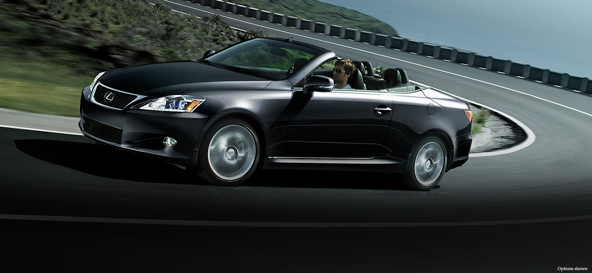 2011 Lexus Is 350 C #6