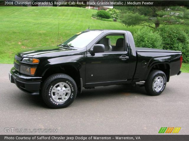 2008 Chevrolet Colorado #12