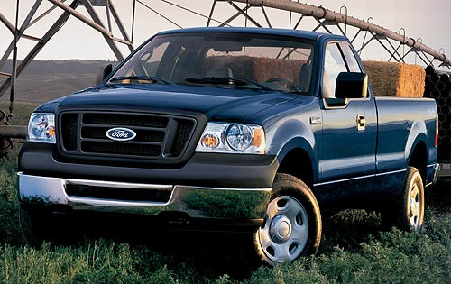 2008 Ford F-150 #5