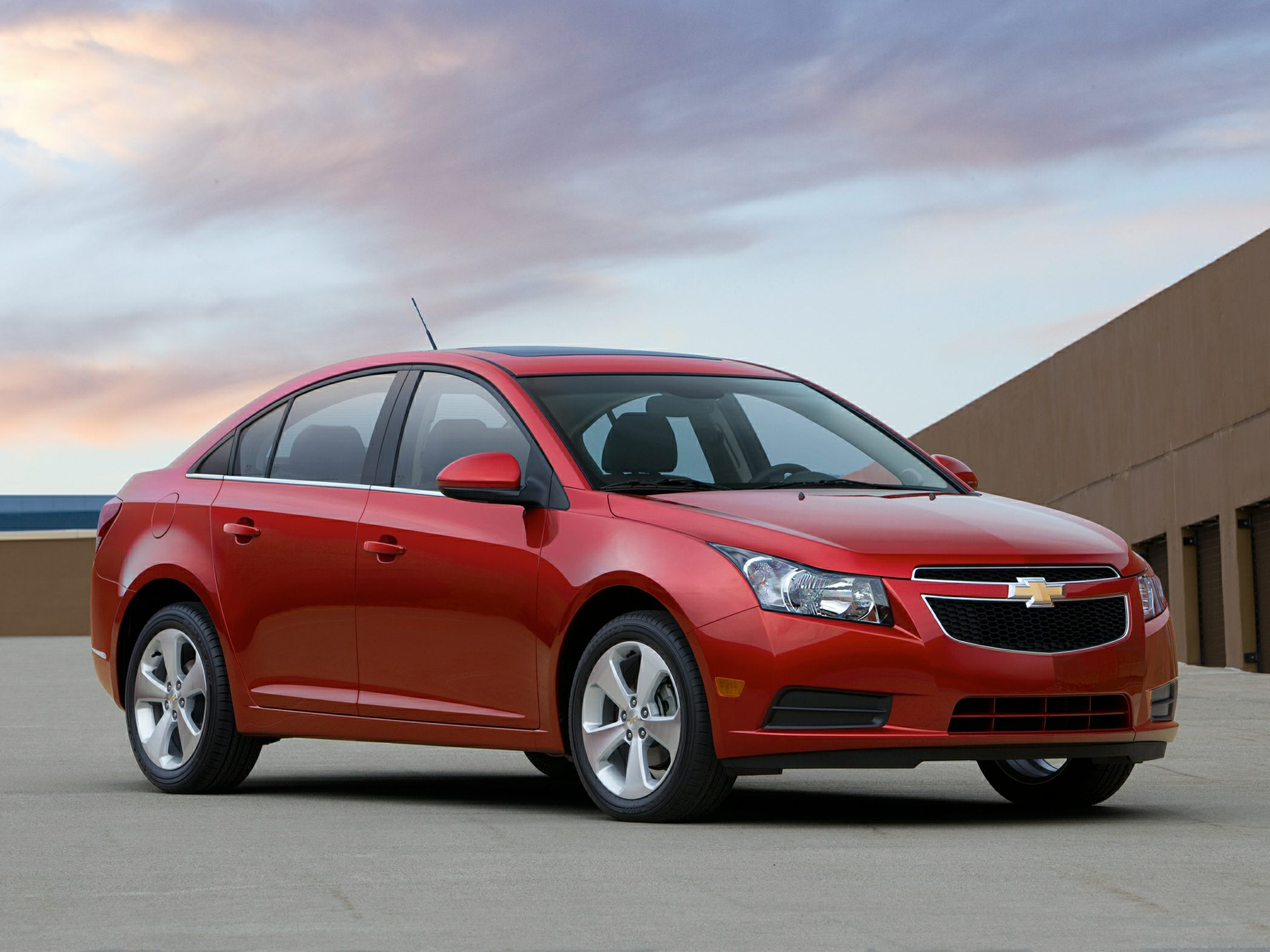 Attractive 2014 Chevrolet Cruze #1
