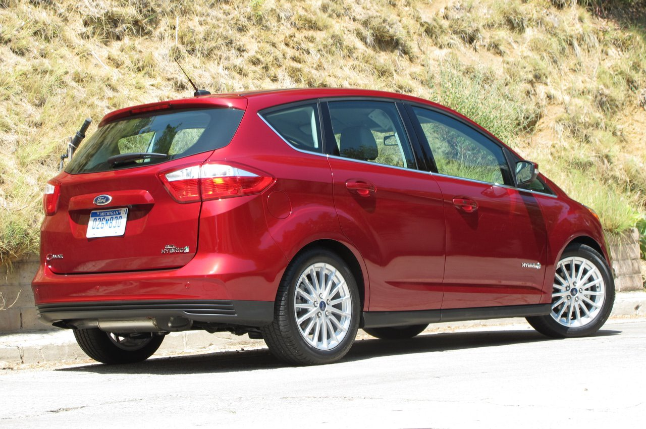 2013 Ford C-MAX #7