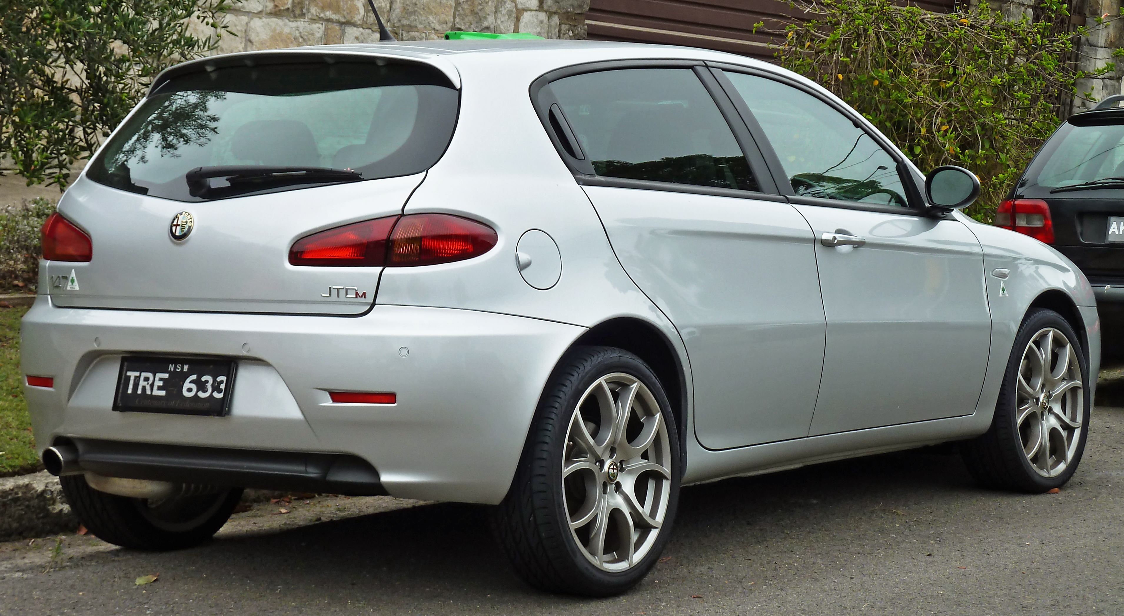 2001 Alfa Romeo 147 s Informations Articles BestCarMag