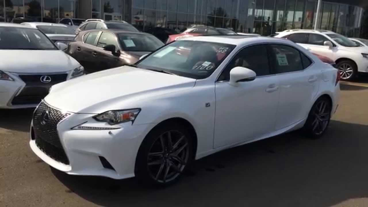 2015 Lexus Is 250 #3