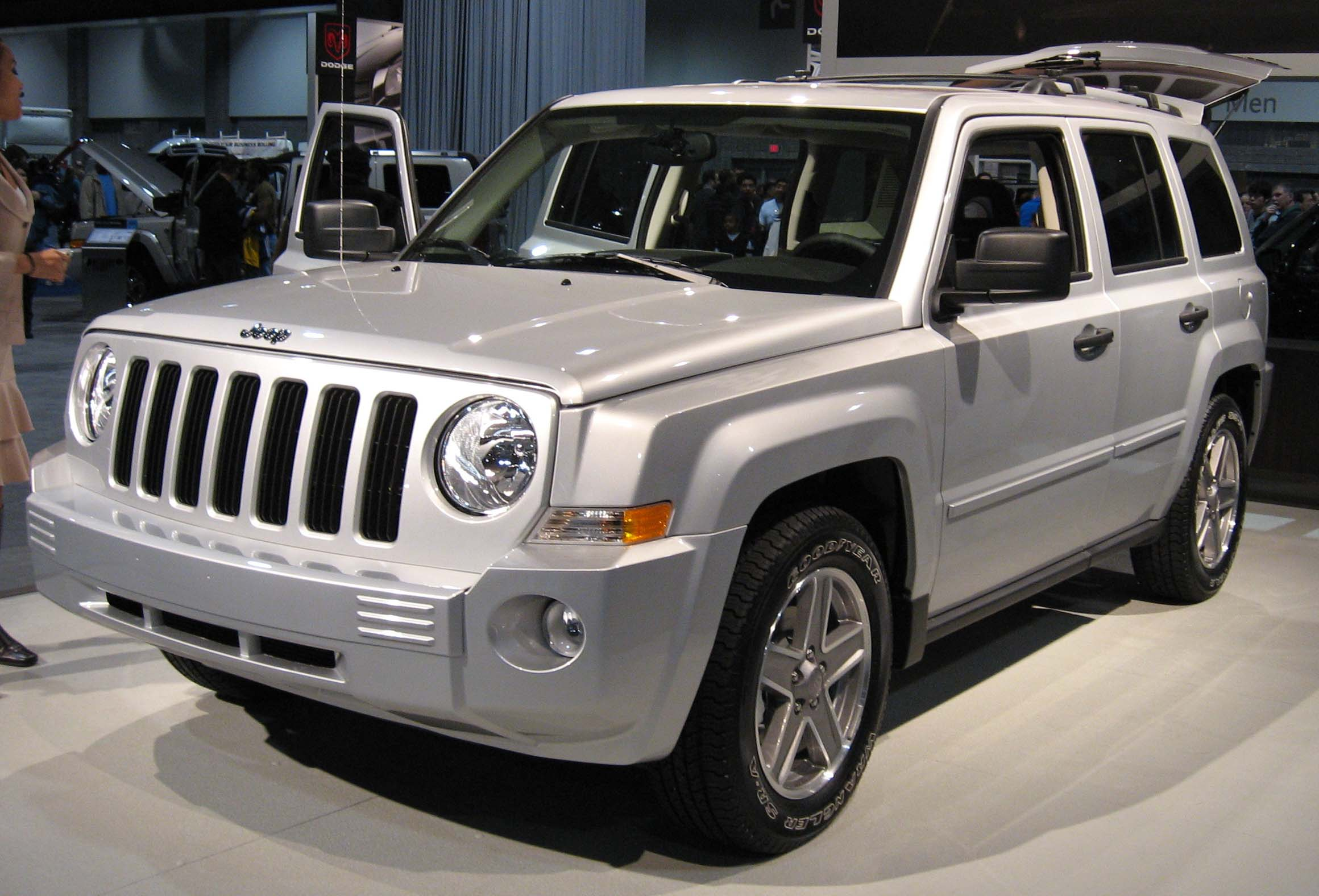 Jeep Patriot #6