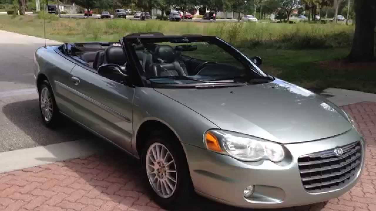 2005 Chrysler Sebring #1