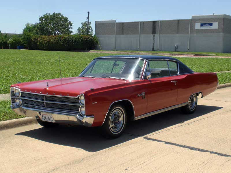 1967 Plymouth Fury #3