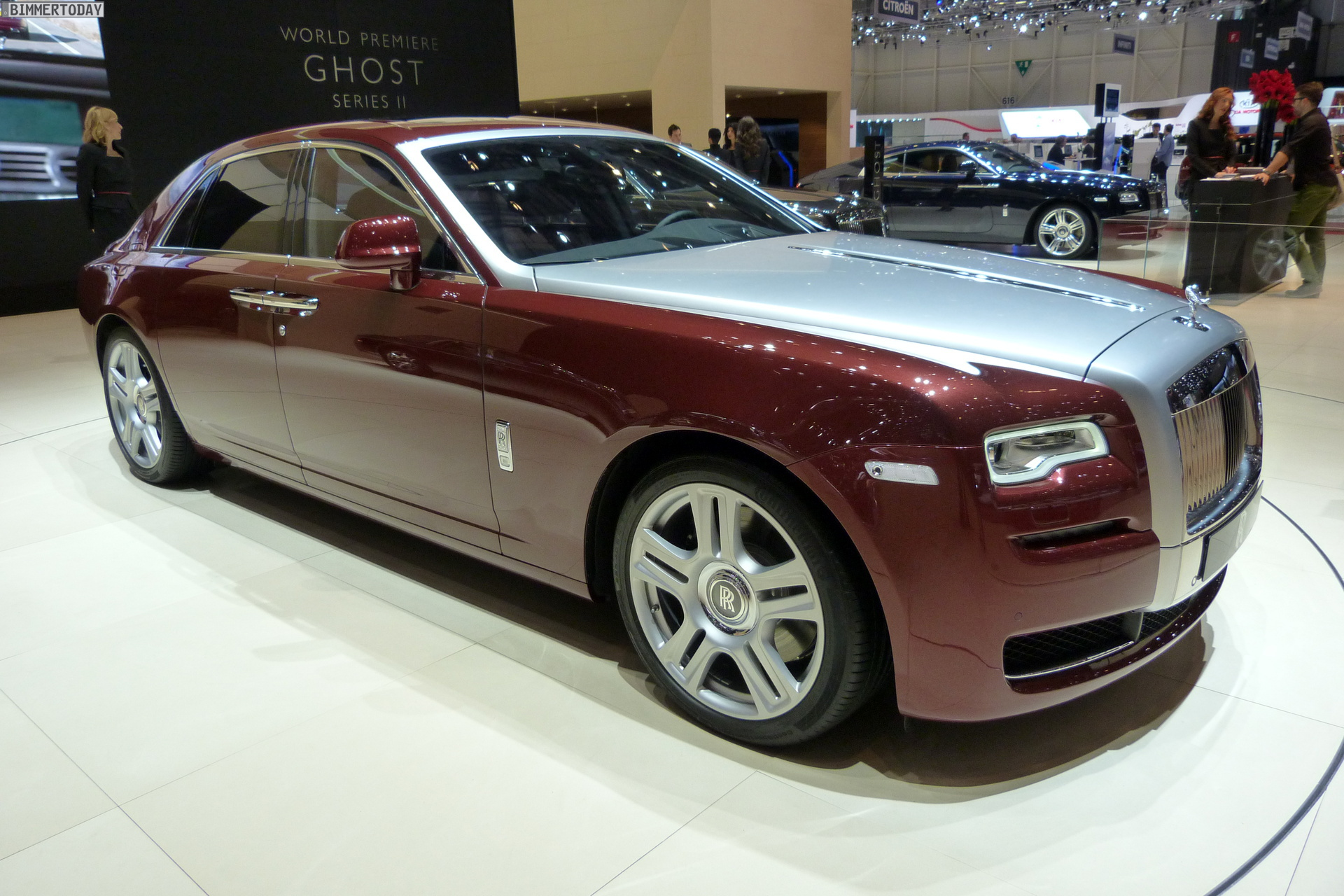 2014 Rolls royce Ghost #15