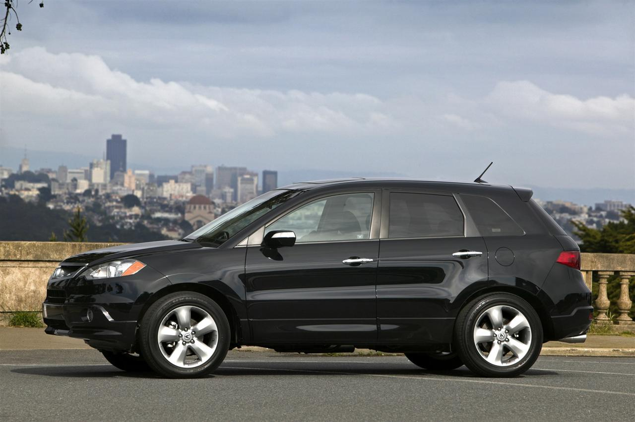 2009 acura rdx photos informations articles. Black Bedroom Furniture Sets. Home Design Ideas