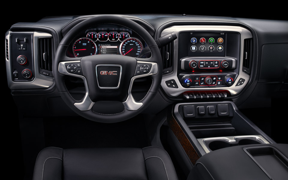 2014 GMC Sierra 3500hd #16