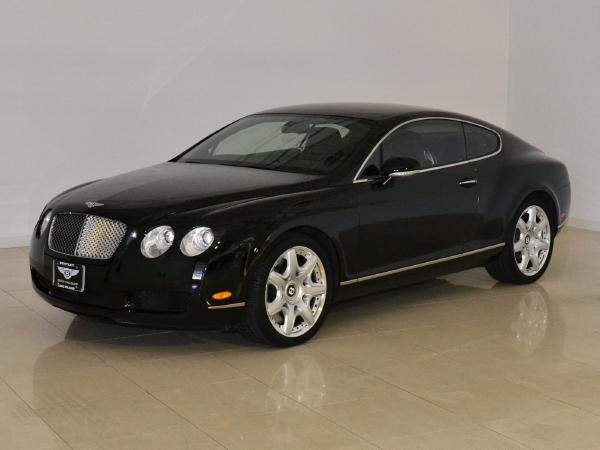 2006 Bentley Continental Gt #8