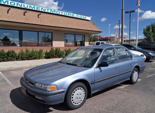 1990 Honda Accord #14