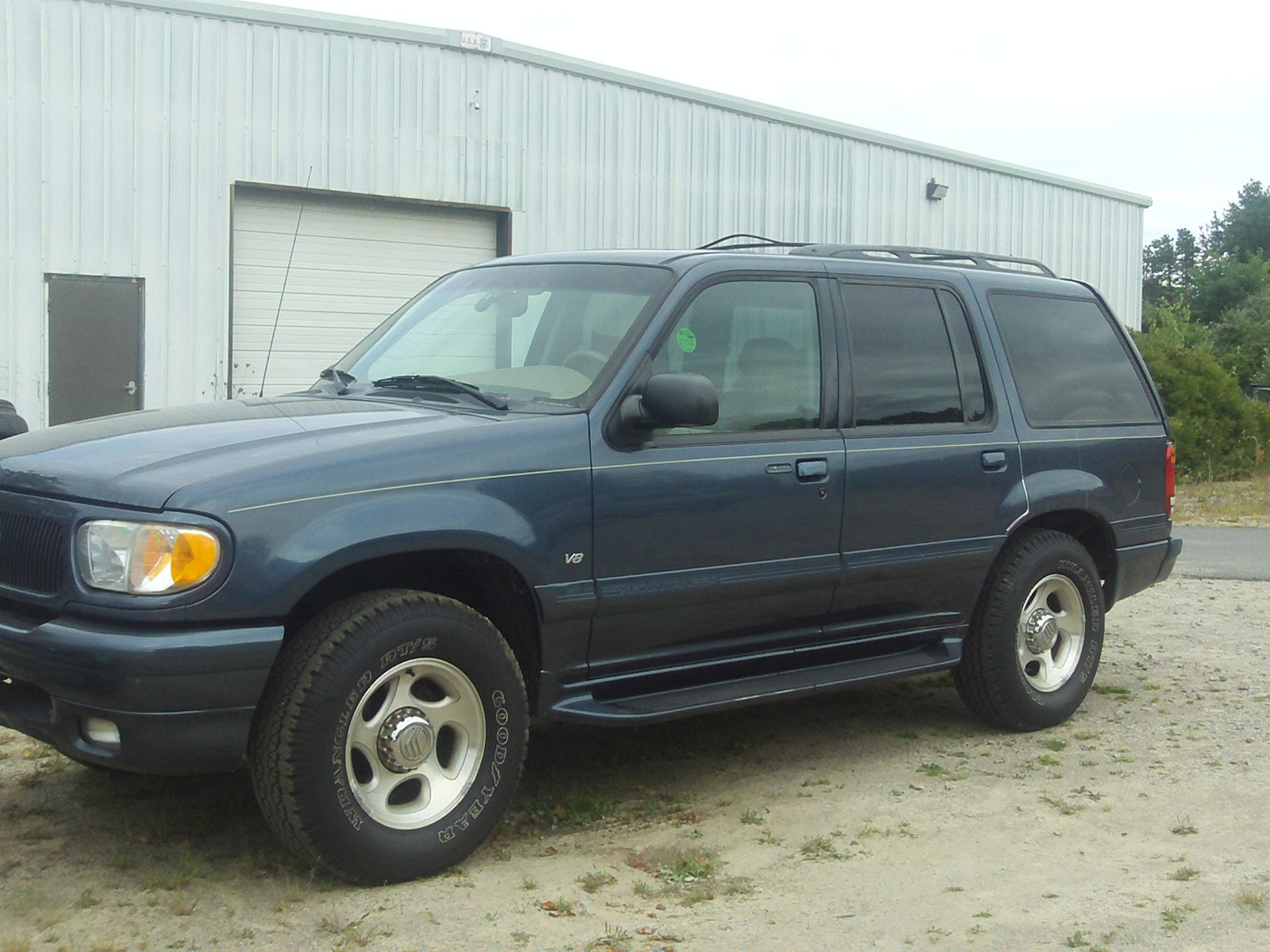 1999 Mercury Mountaineer #4