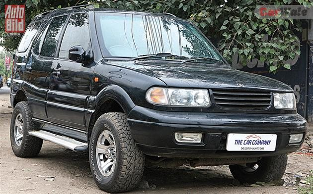 1998 Tata Safari #8