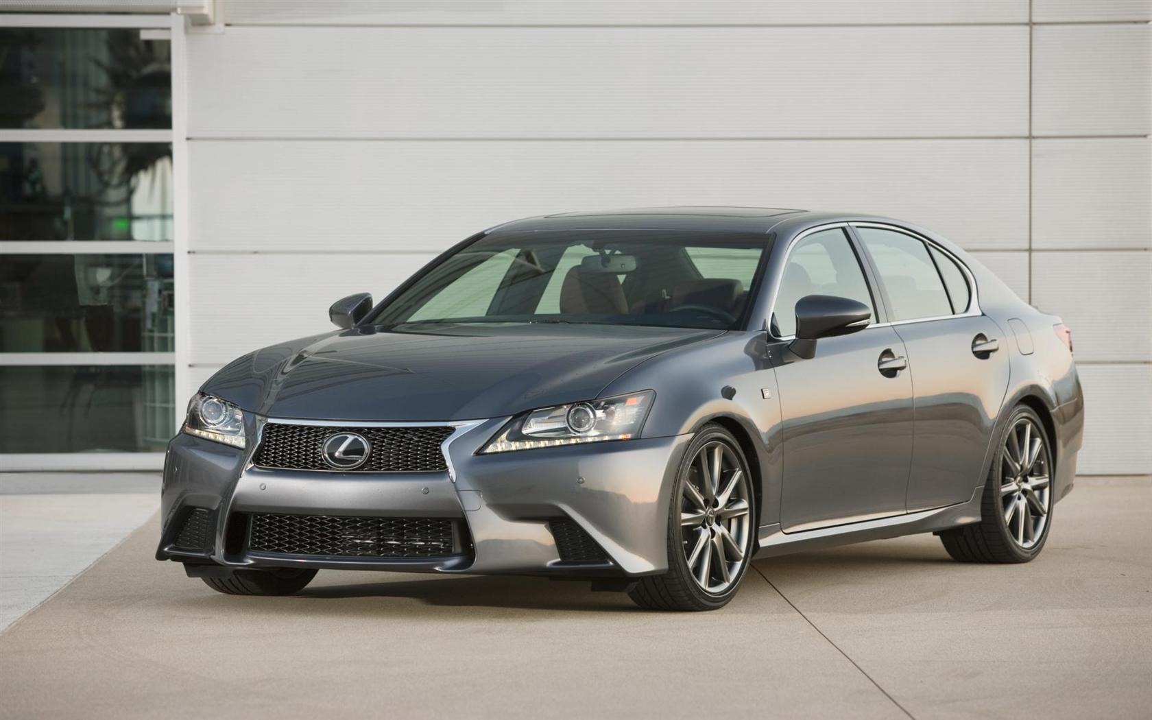 2012 Lexus Is 350 #9