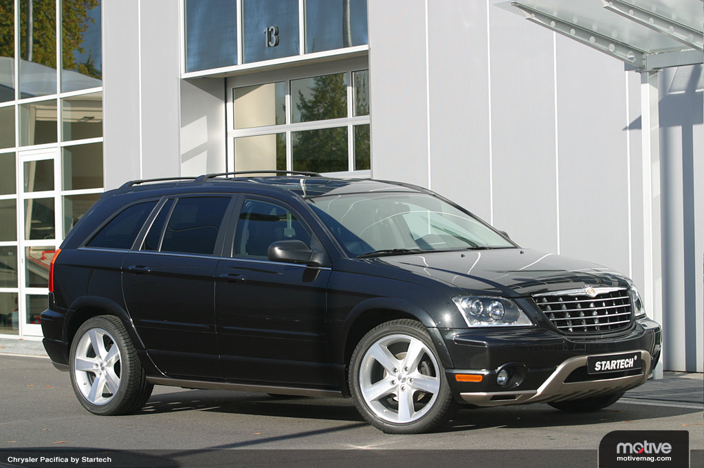 2008 Chrysler Pacifica #1