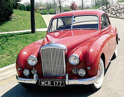 1955 Bentley R Type Continental #9