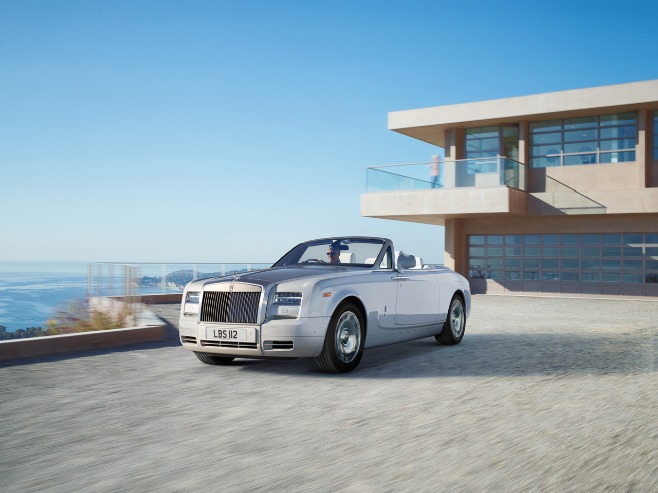 2012 Rolls royce Phantom Drophead Coupe #12