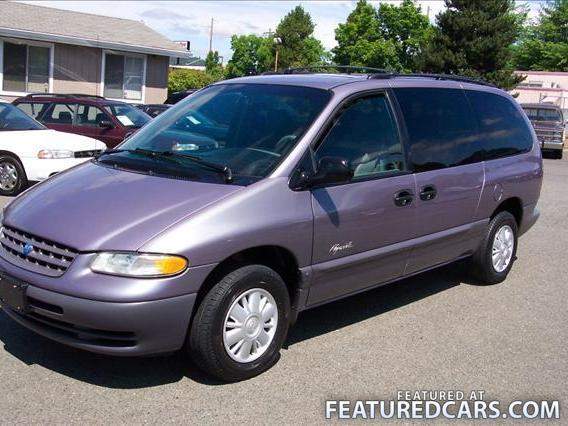 1998 Plymouth Voyager #10